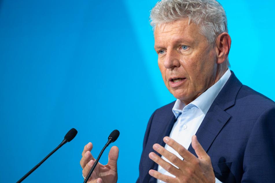 München: EM-Erpressung? Von wegen! Münchner OB Reiter hat Verständnis für UEFA