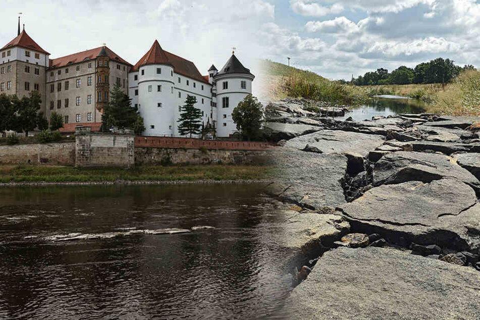 Alarm! Sachsens Flüsse trocknen aus