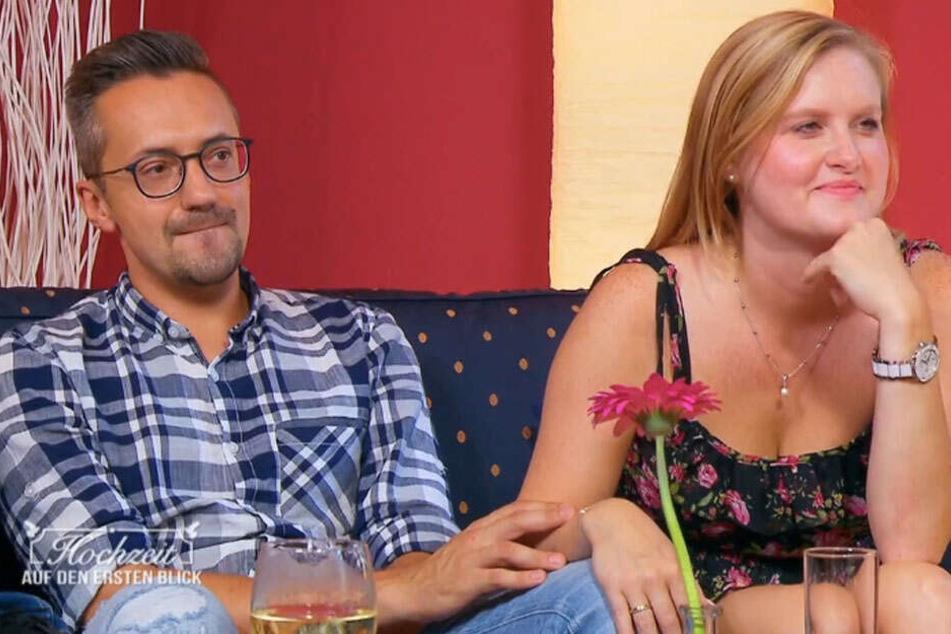 Trennungsschock Bei Hochzeit Auf Den Ersten Blick Kein Paar Ist Noch Zusammen Tag24