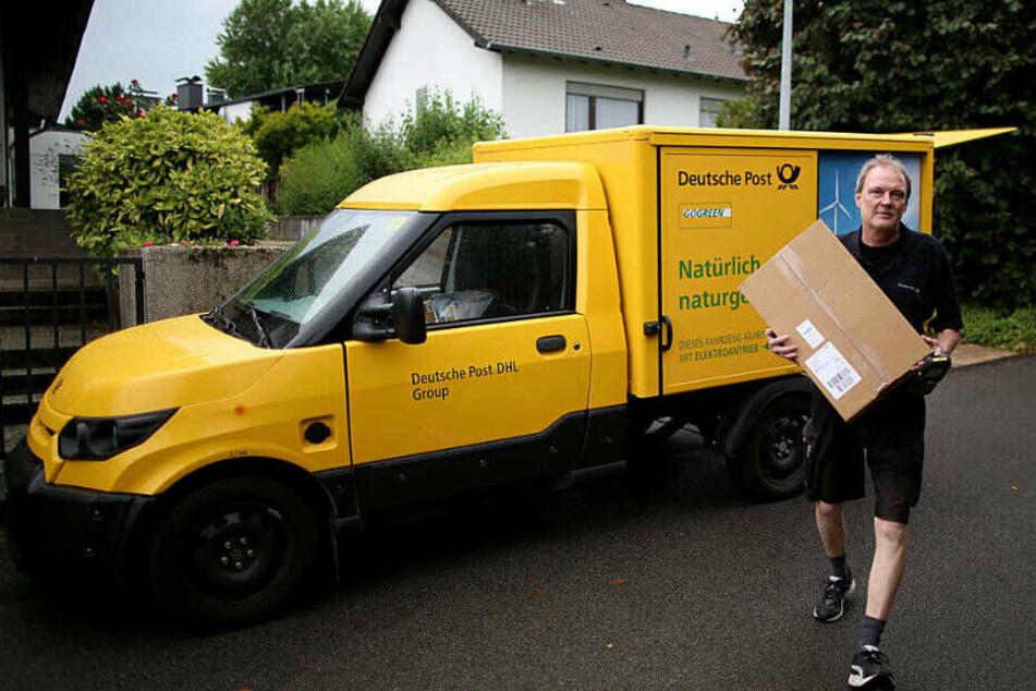 """Die """"letzte Meile"""" bei der Paket-Zustellung gilt bei Dienstleistern als besonders zeitintensiv und teuer."""