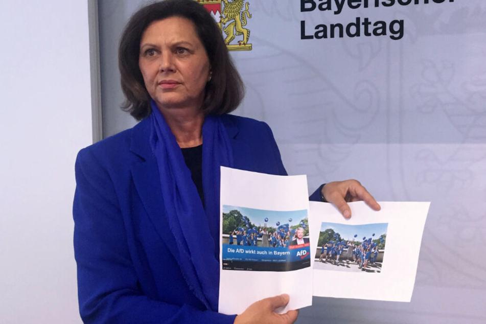 Landtagspräsidentin Aigner zeigt AfD-Abgeordneten an