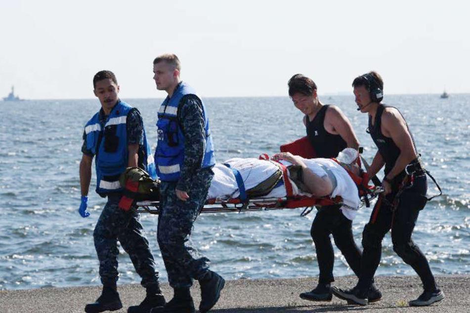 Die US-Marine bestätigte jetzt, dass bei der Kollision sieben Seeleute ums Leben kamen.