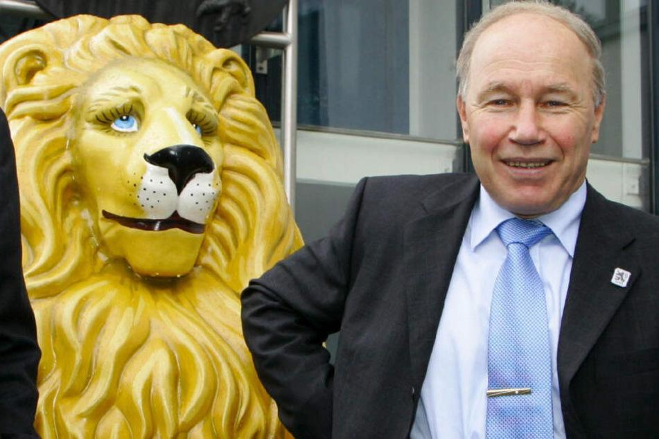 """""""König von Giesing"""": Ex-Übungsleiter Karsten Wettberg ist eine Löwen-Legende."""