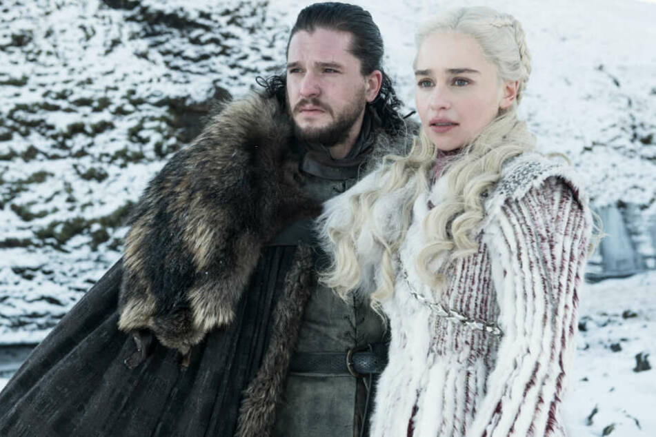 Daenerys Targaryen (r.) hat laut den Studenten wohl sehr gute Chancen.