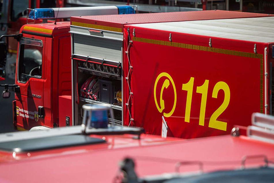 Die Feuerwehr mussten zu ihrer eigenen Wache ausrücken (Symbolbild).