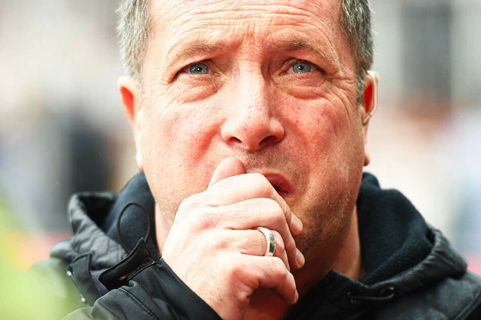 Ist er noch der richtige Trainer für den FC St. Pauli: Markus Kauczinski.