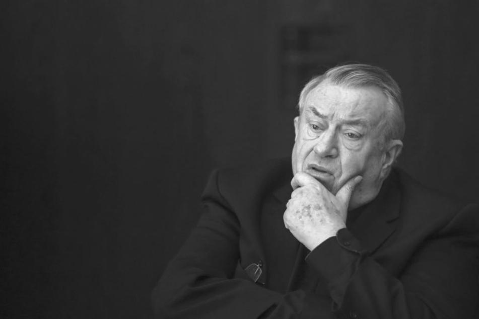 Nach schwerer Krankheit: Kardinal Lehmann (†81) gestorben