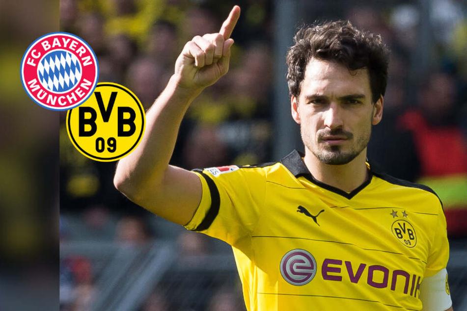 """Hummels nach Dortmund-Rückkehr: """"Fußballerische Heimat beim BVB!"""""""