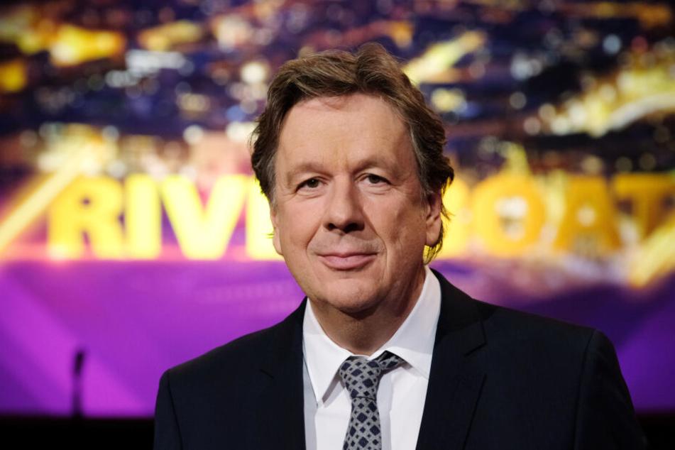 Riverboat-Moderator Jörg Kachelmann (61) bekam ordentlich sein Fett weg.
