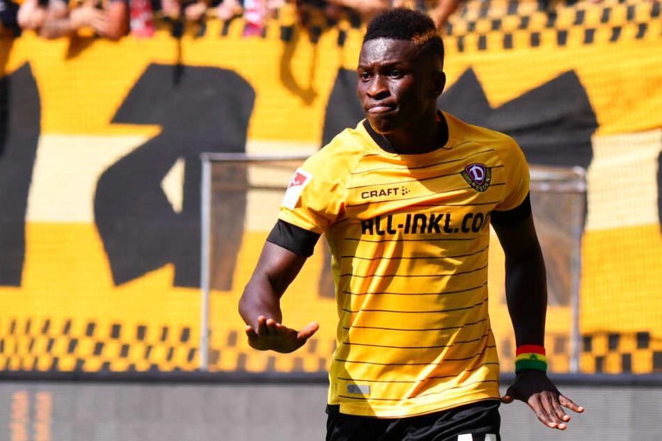 Verlässt Moussa Koné Dynamo noch im Winter?