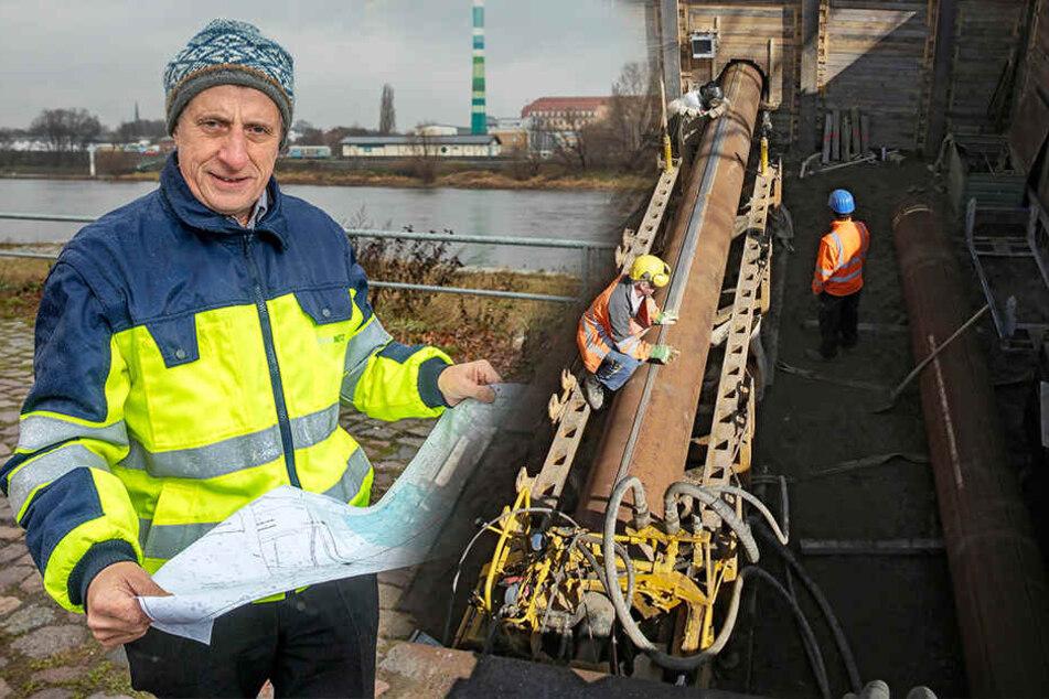 Dresden: Jetzt startet das Millionenprojekt Elbtunnel!