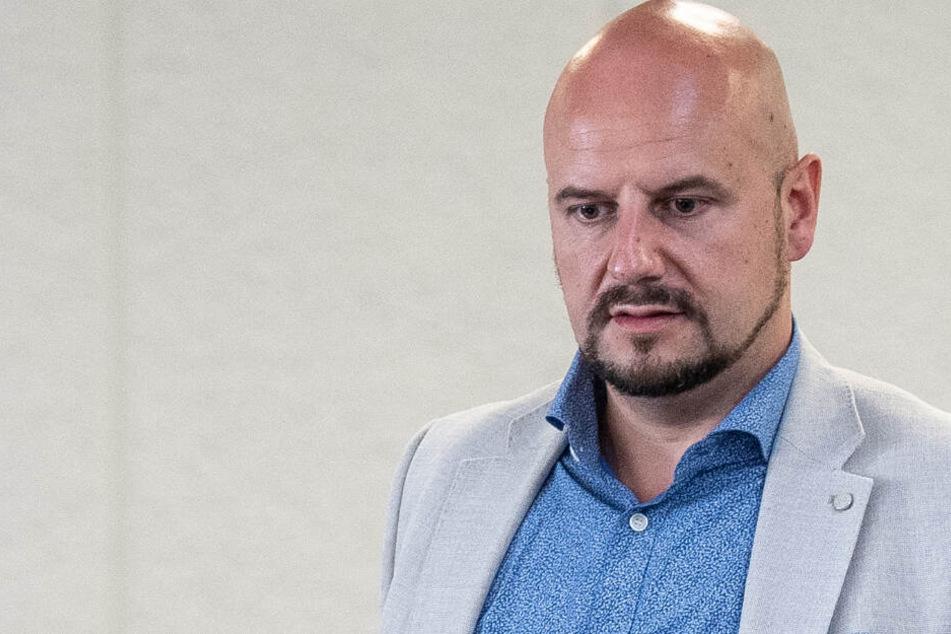 Stefan Räpple ist Landtagsabgeordneter der AfD in Baden-Württemberg.