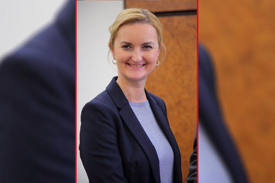 Vítáme vás, Frau Generalkonsulin: Markéta Meissnerová will für ein tschechisches Kulturzentrum in Dresden kämpfen.
