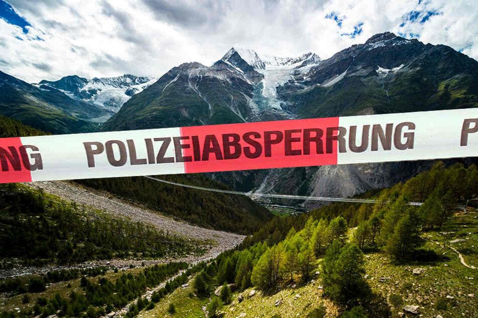 Schrecklich! Deutscher Wanderer stürzt in den Alpen in den Tod