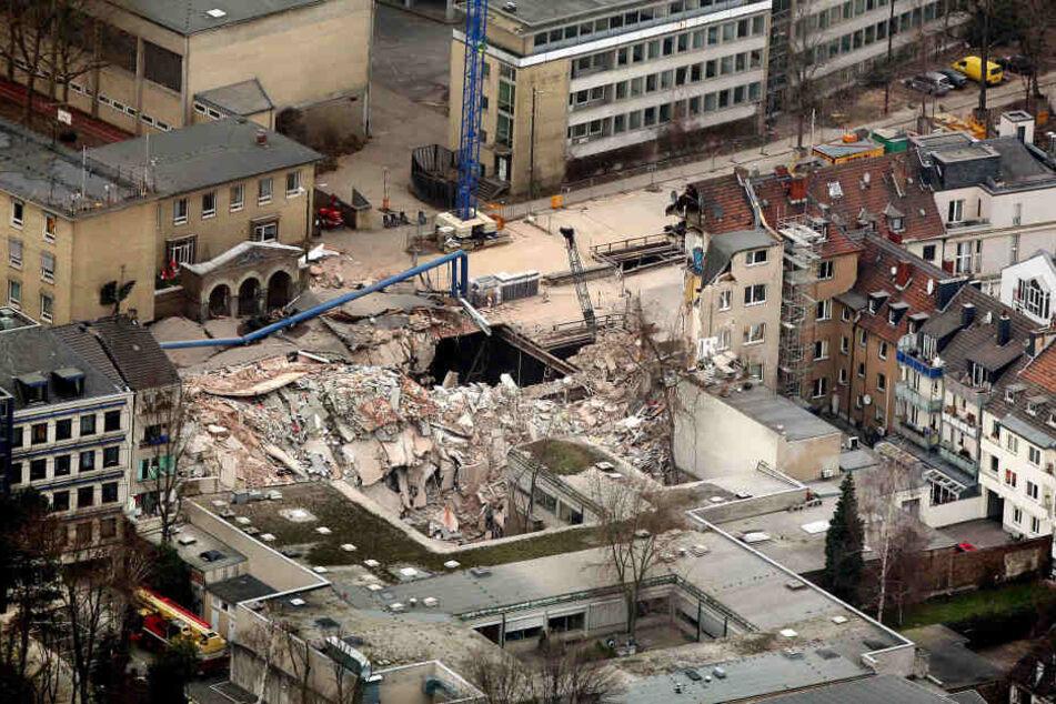 Prozess und Richtfest: Zeuge berichtet von Pfusch unter Kölner Stadtarchiv