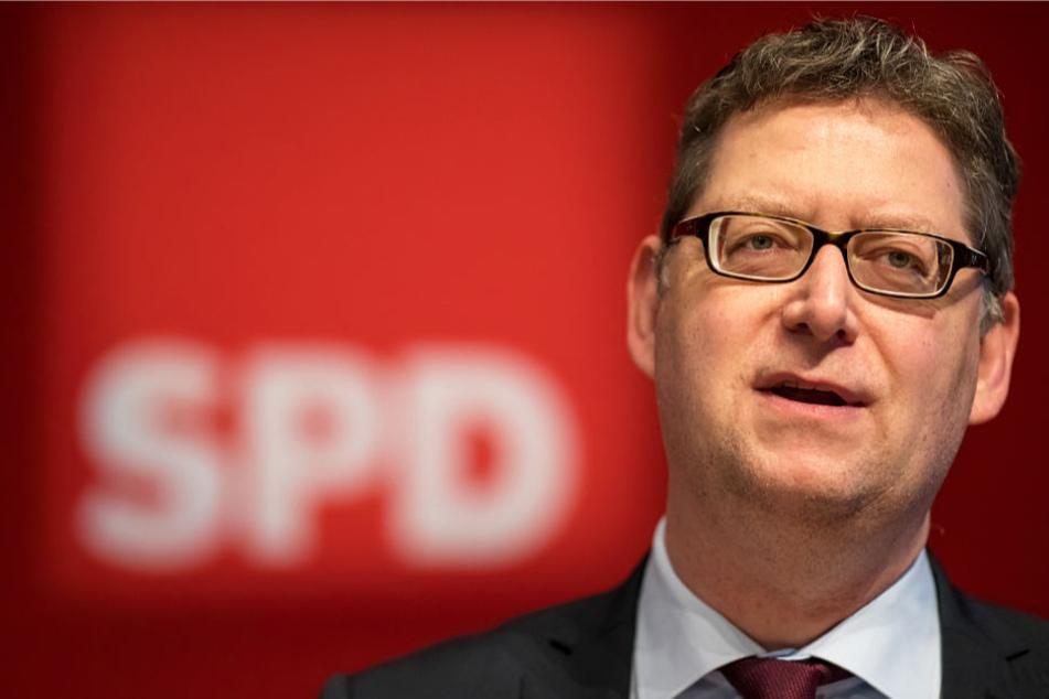 """Der hessische SPD-Chef Thorsten Schäfer-Gümbel (Archivfoto) kündigt """"schwierige Verhandlungen"""" an."""