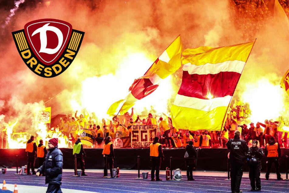 35.000 Dynamo-Fans in Berlin: Nur der Punkt auf dem I fehlte