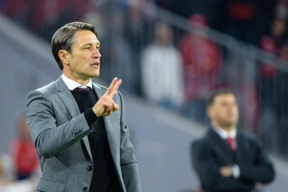 Trainer Niko Kovac vom FC Bayern München kann seinen Boss verstehen, wenn er Spieler verteidigt. (Archivbild)