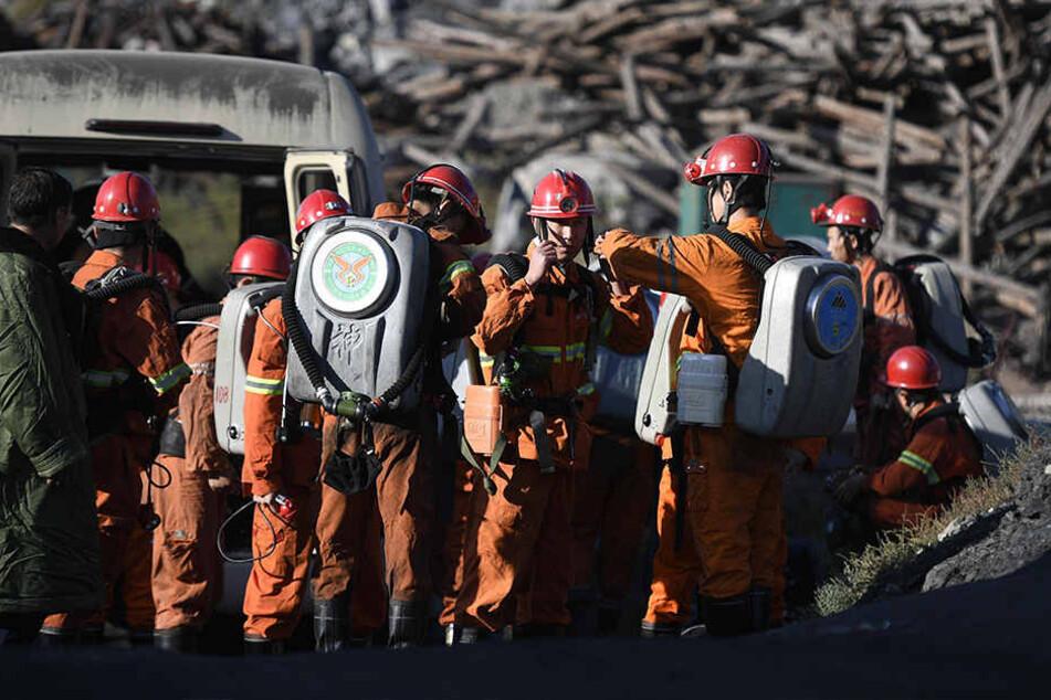 Im Norden Chinas wurden bei einer Explosion in einem Bergwerk 19 Menschen getötet.