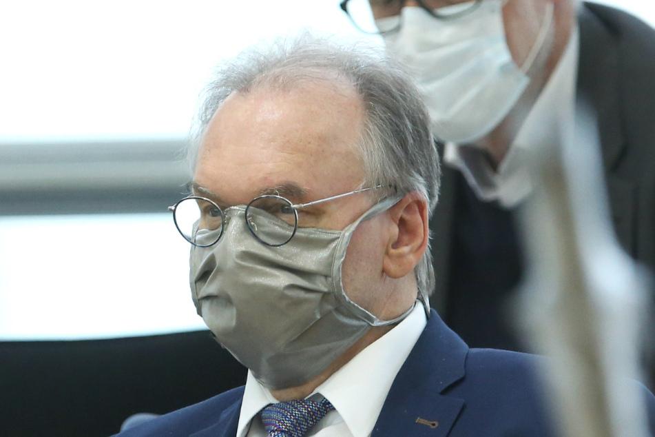 Sachsen-Anhalts Ministerpräsident Reiner Haseloff (CDU).