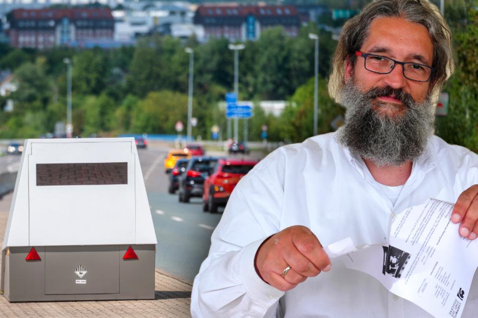 Wegen eines Fehlers: Chemnitzer Ordnungsamt setzt alle Blitzer-Knöllchen aus
