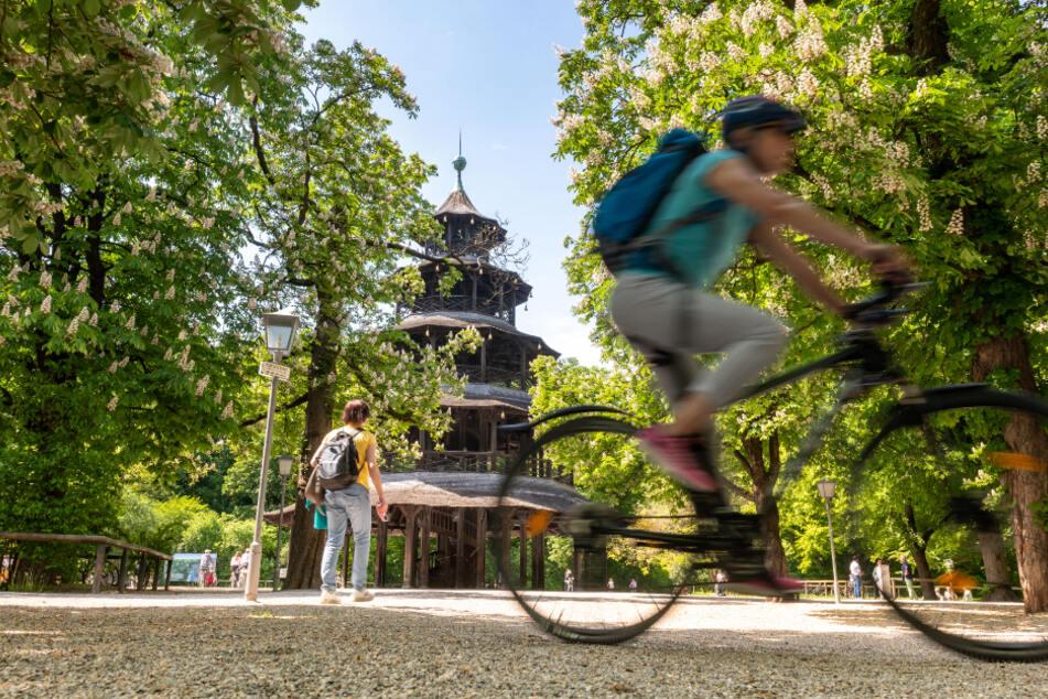 Das Fahrrad gewinnt in der Corona-Krise als Fortbewegungsmittel an Bedeutung.