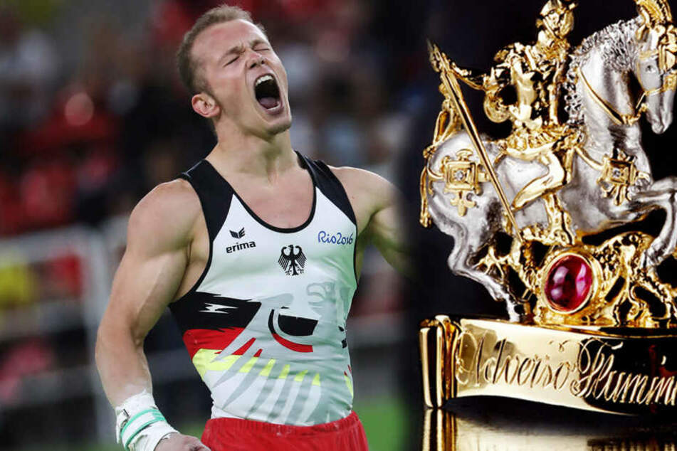 Turn-Star Hambüchen bekommt Georgs-Orden in Dresden verliehen