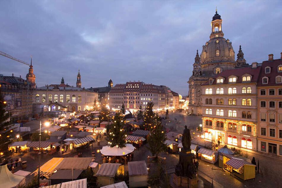 Nach dem Weihnachtsmarkt an der Frauenkirche wird es nicht wie erhofft ein Event rund um den Jahreswechsel geben.