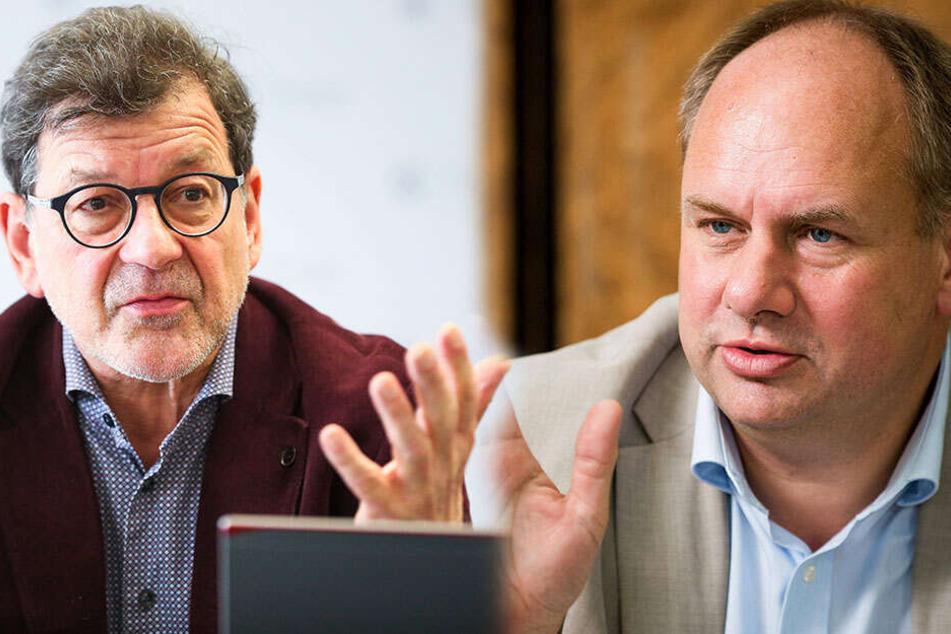 Nach Tod von Schulamtsleiter: Wird Straßenbauamtschef Koettnitz sein Nachfolger?