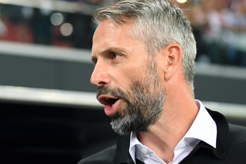 Kam letzte Saison mit Red Bull Salzburg ins Europa-League-Halbfinale: Coach Marco Rose.