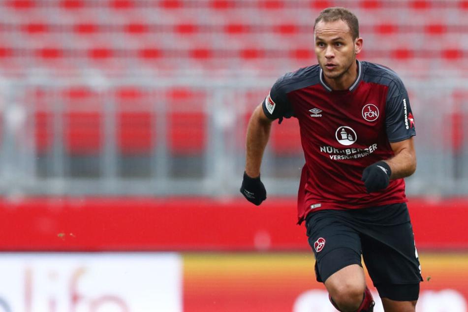 Der HSV soll an Ewerton vom 1. FC Nürnberg interessiert sein.