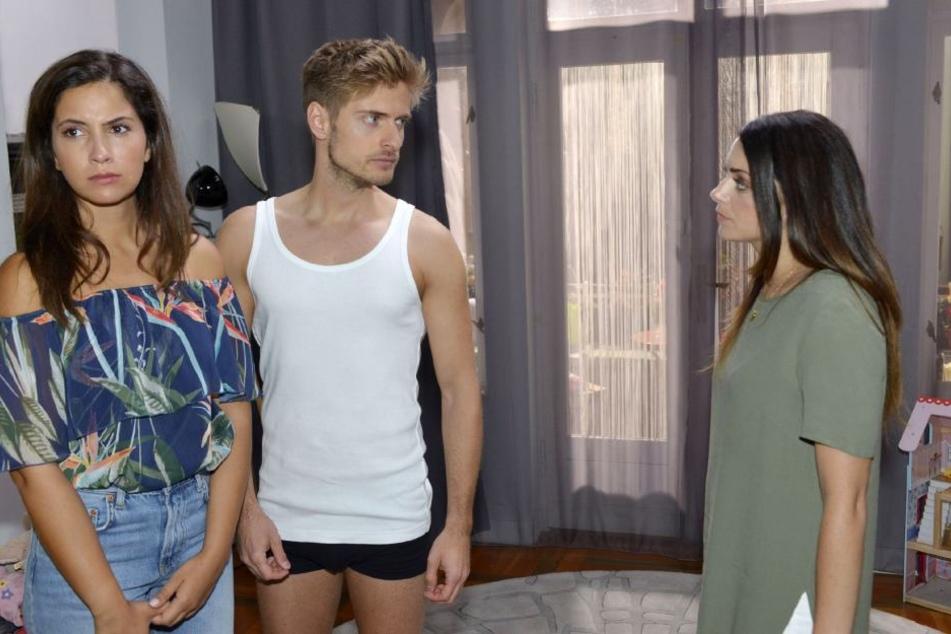 Laura weist Philip immer wieder zurück: Jetzt will er Berlin verlassen.