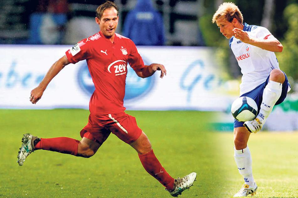 Zehn Jahre kickte René Lange für Hansa Rostock.