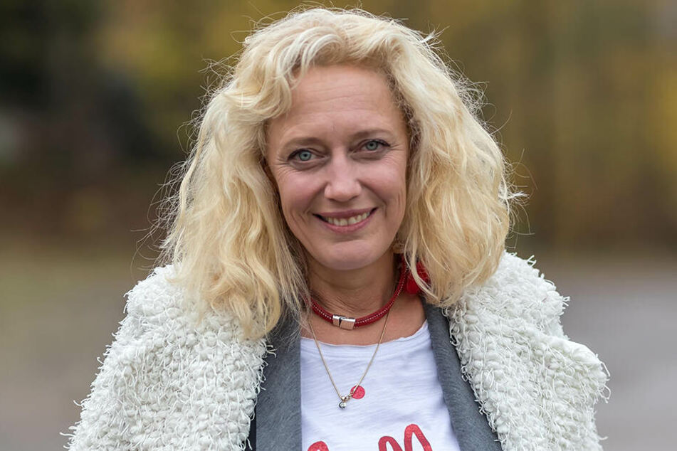 """""""Wir brauchen Fachkräfte aus dem In- und Ausland"""": Aues Stadtsprecherin Jana Hecker (54)."""