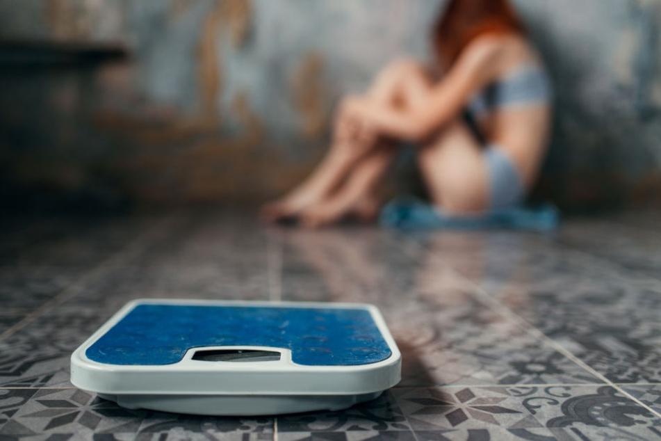 Libby litt unter Bulimie und Magersucht. (Symbolbild)