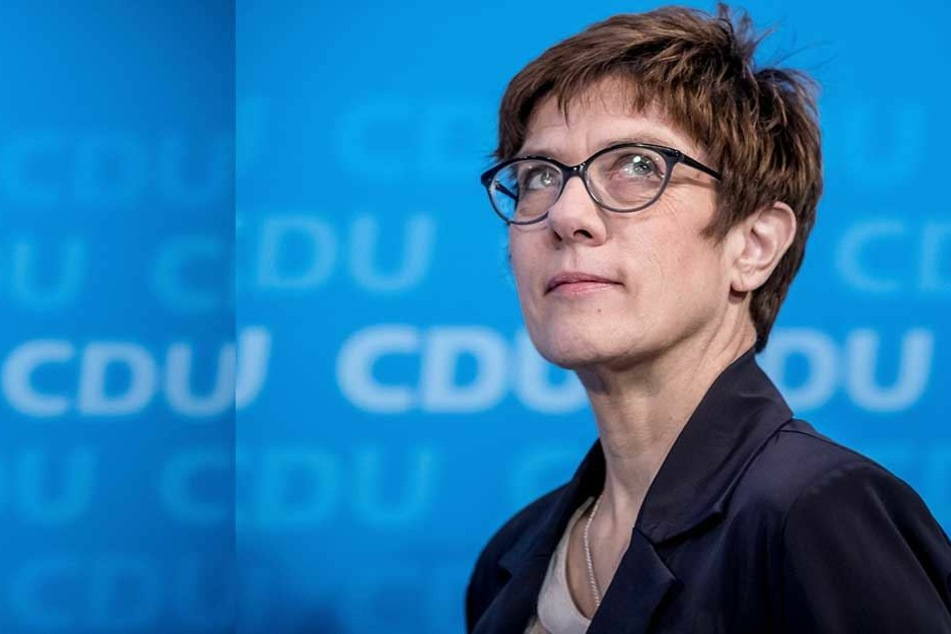 An der neuen CDU-Chefin Annegret Kramp-Karrenbauer (56) scheiden sich intern die Geister.