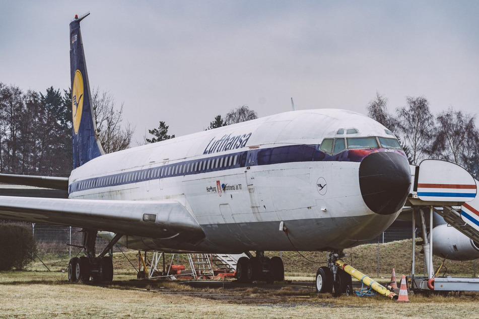 Flughafen schlachtet letzte Lufthansa-Legende aus