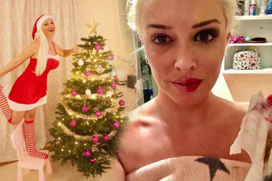 Oh la la! Daniela Katzenberger beschenkt Fans mit Nacktbild