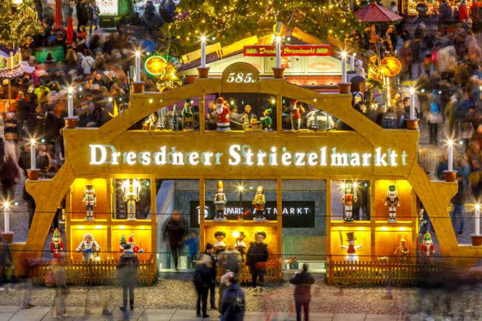 Nicht nur groß: Dresden hat den schönsten...