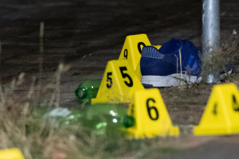 Nach tödlichen Schüssen auf Nidal R.: Polizei sucht Zeugen, Fluchtauto abgefackelt