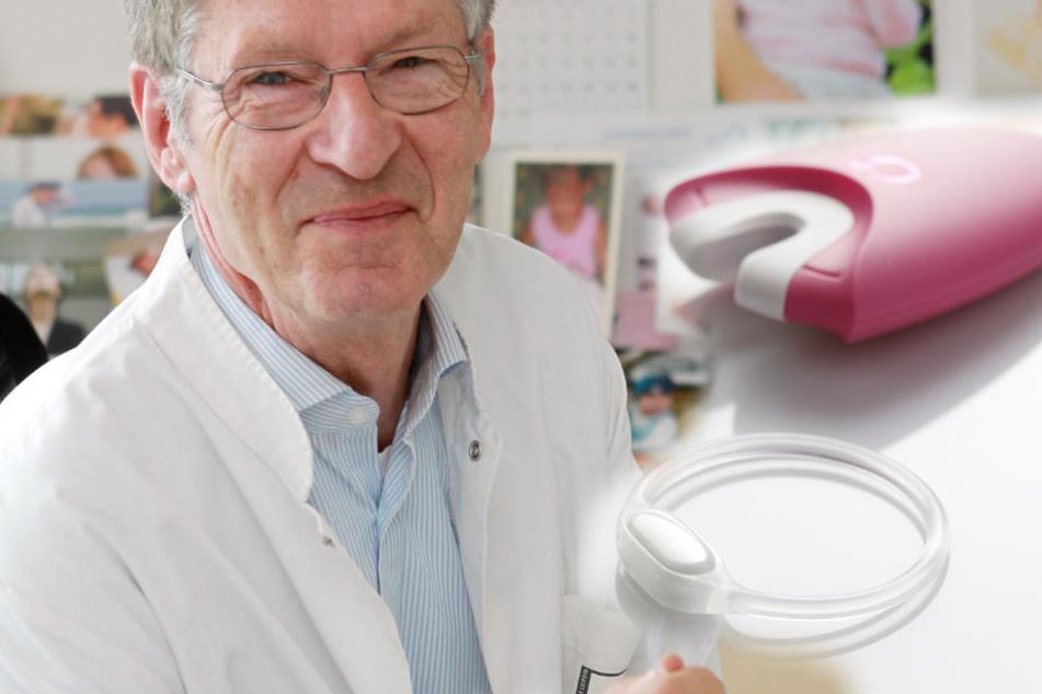 Professor Henry Alexander (71) will mit dem OvulaRing Krankheiten wie Rheuma oder Multiple Sklerose bekämpfen.