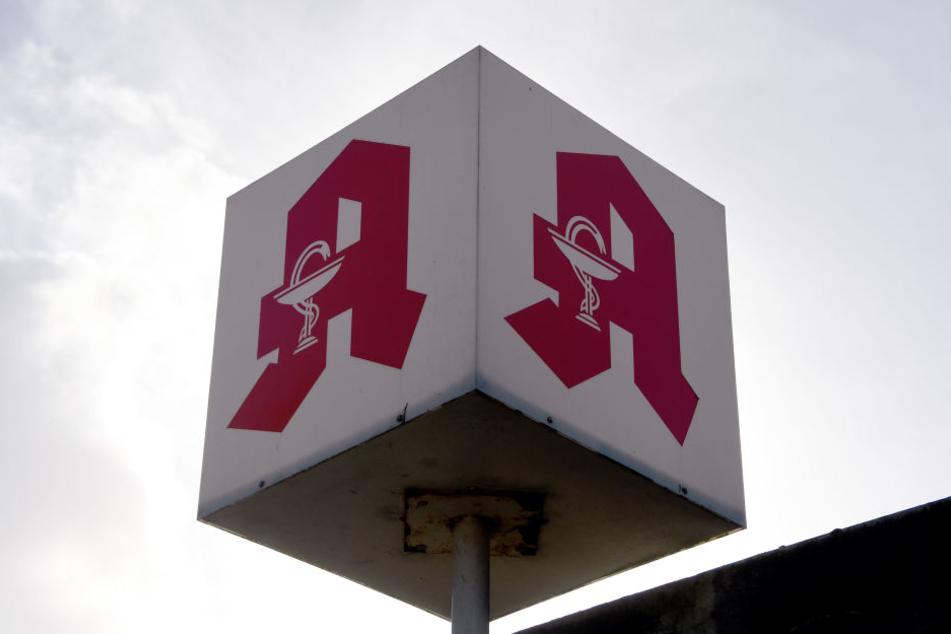 Wieder wurde eine Apotheke in Berlin von einem bewaffneten Räuber ausgeraubt