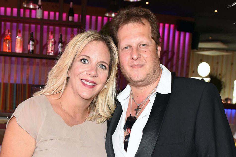 Jens Büchner und seine Daniela sind seit Sommer 2017 verheiratet.