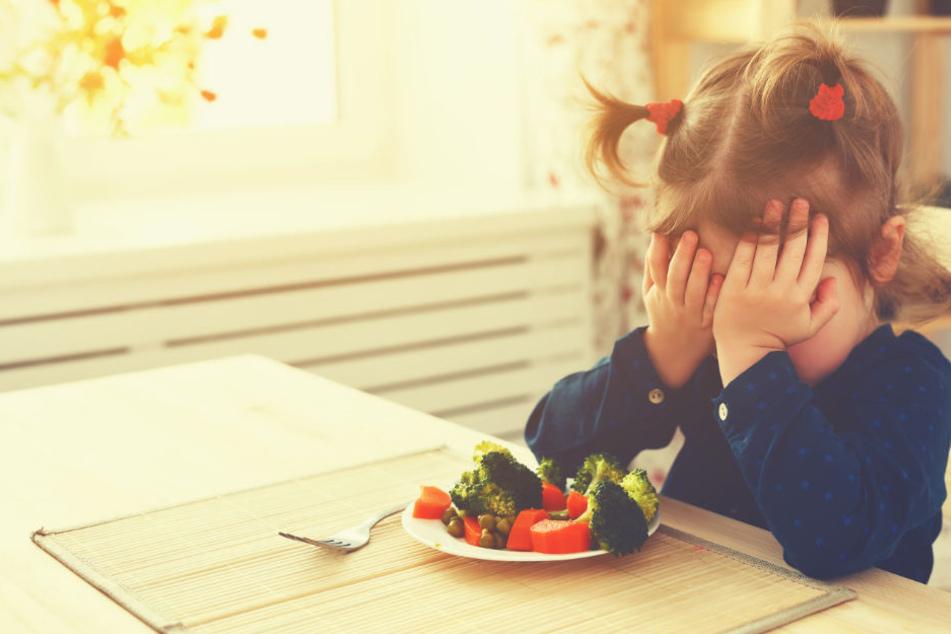 Dem Kind nur Obst und Gemüse vorzusetzen, kann fatale Folgen haben. (Symbolfoto)