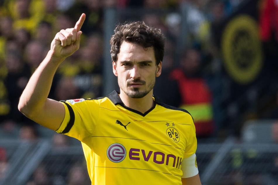 Mats Hummels trägt ab kommender Saison wieder das Trikot von Borussia Dortmund.