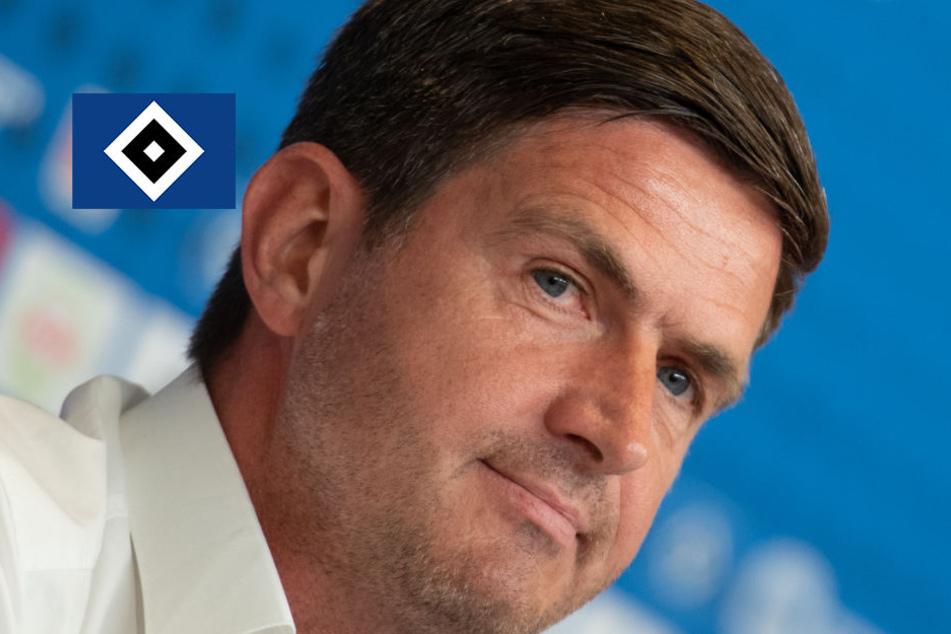 HSV-Vorstand Becker schlägt Alarm: Aufstieg ist in großer Gefahr