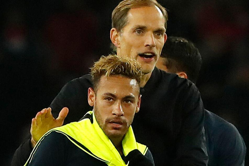 Thomas Tuchel kann wohl endgültig wieder mit Neymar planen.