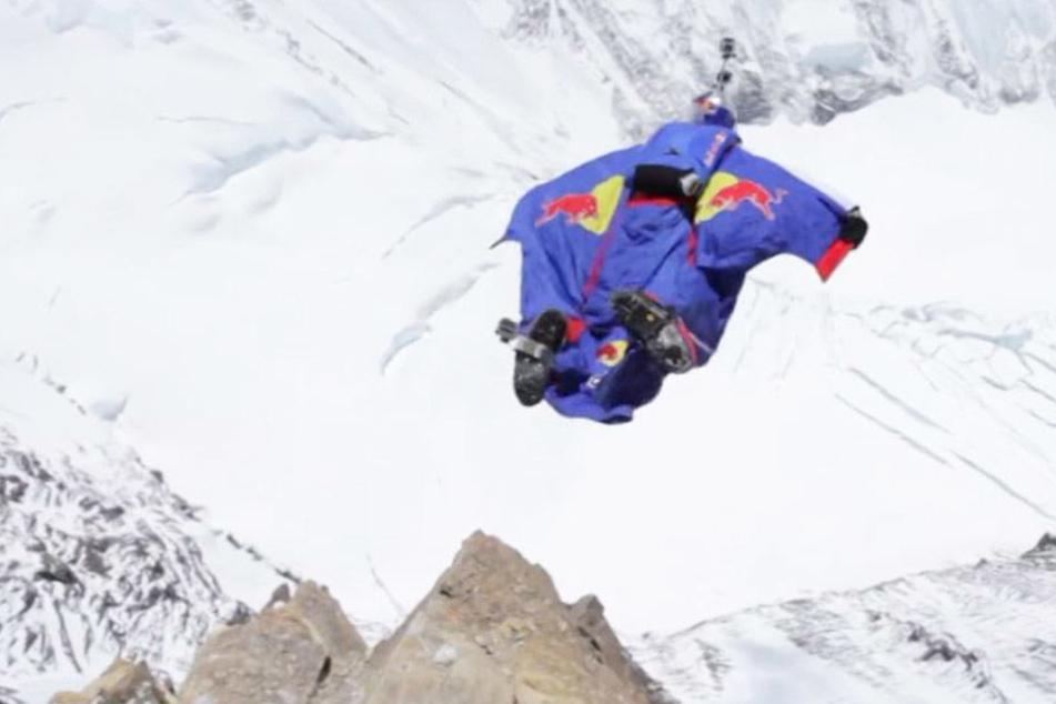 Extremsportler stürzt aus fast 7000 Metern Höhe in den Tod