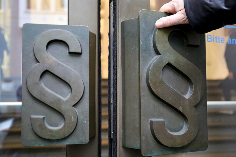 Die Neubauten am Justizstandort Frankfurt werden rund 131 Millionen Euro kosten (Symbolbild).