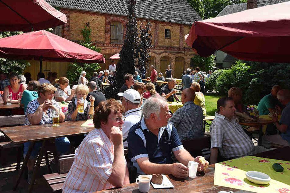 Gut besucht: Etwa 125 000 Besucher zählte die Brandenburger Landpartie. Auch viele polnische Familien waren da.
